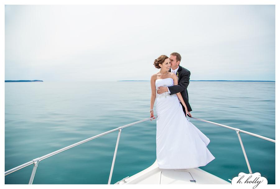 Tu boda en un barco