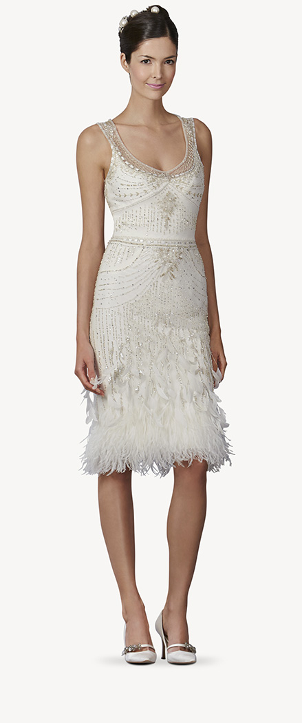 Este modelo es ideal como segundo vestido para el baile