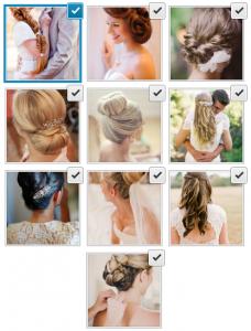 10 Alternativas para tu peinado de novia