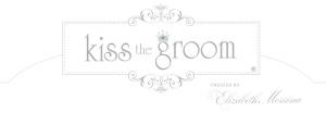 Kiss the groomKiss the groom