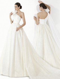 Vestido Novia Clasica