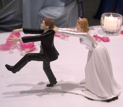 Bodas para los que no se quieren casar