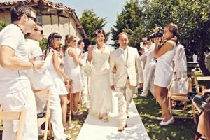 Una boda blanca. UNA BODA IBICENCA