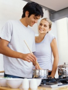 Cocinen juntos