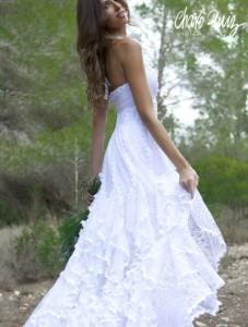 Vestido de novia de  Charo Ruiz