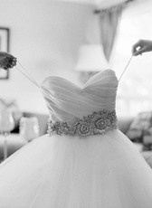 Algo nuevo: Tu vestido de novia