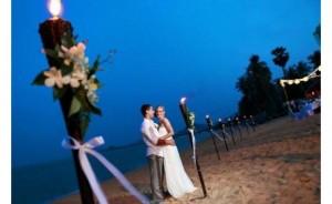 Inspiración boda Hawaiana