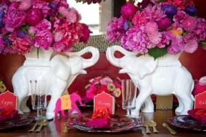 Detalles boda India