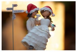 Ideas para tu boda en Navidad