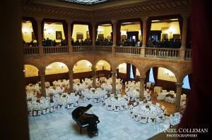 Boda en el Casino de Salamanca