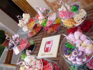 """CandyBar con """"chuches"""" variadas"""