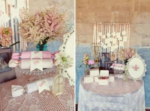 Detalles boda vintage