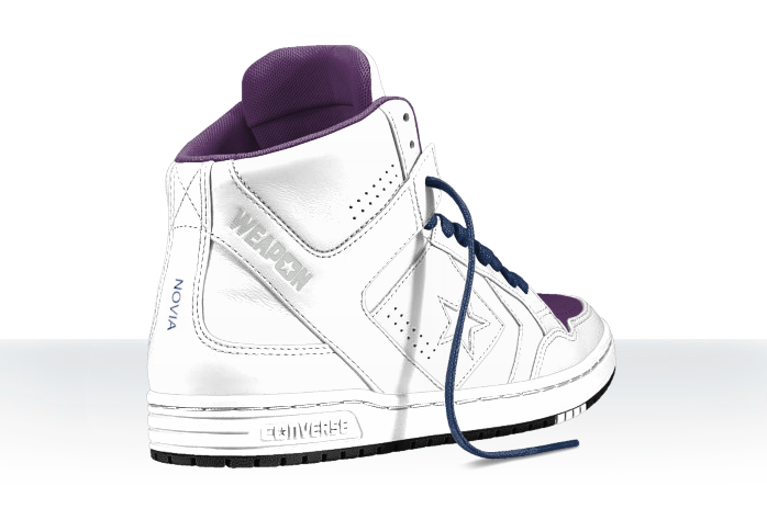 Zapatillas personalizadas de Converse
