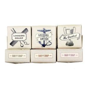 Jabón artesanal para el afeitado