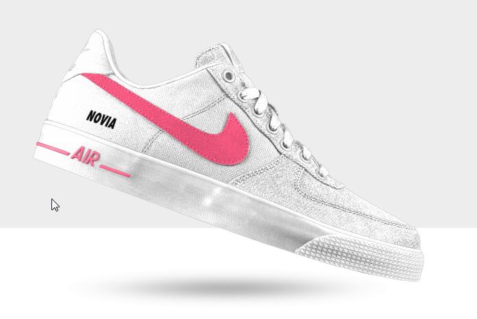 Nike Novia Personalizada