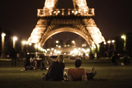 Una Noche en París