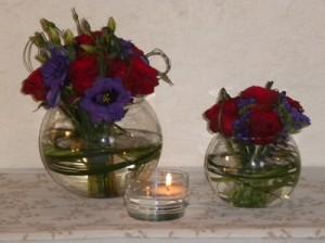 Peceras decorando tu boda 1