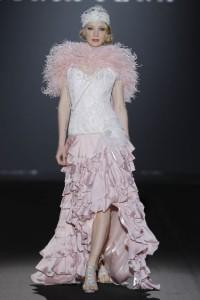 Colección 2014 de la Barcelona Bridal Week
