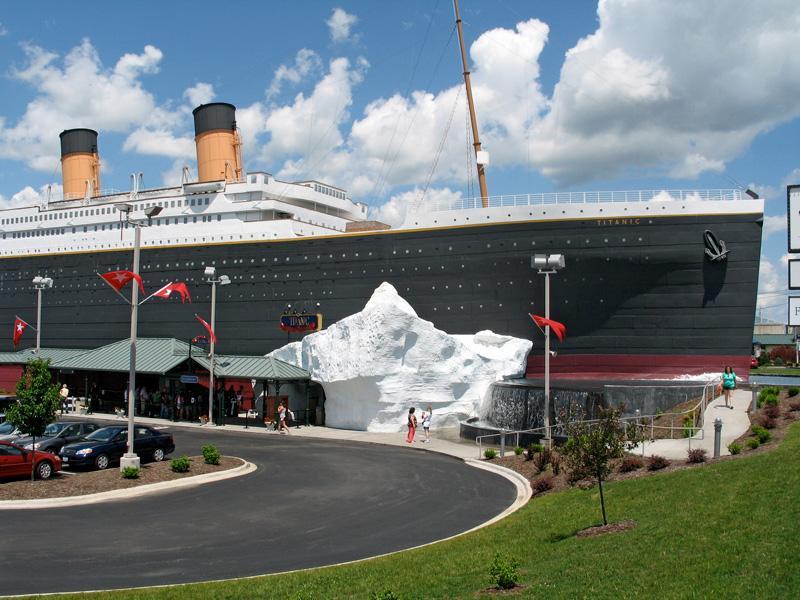 Casarse a bordo del Titanic