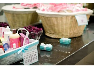 Amenities de baño en tu boda