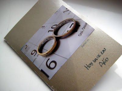 Celebrando vuestro Primer Año como Marido y Mujer