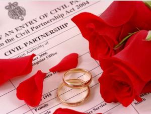 Documentación boda civil