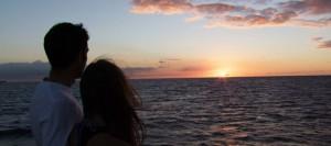 Romanticismo en un crucero