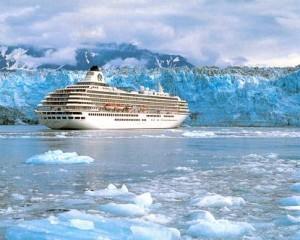 Crucero de lujo por Alaska