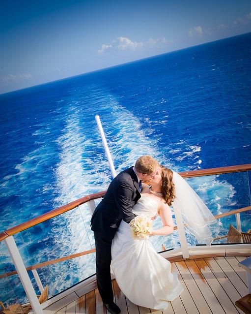 Bodas en barco