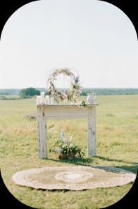 detalles en madera para tu boda - toque rural boda