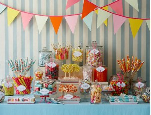 El momento dulce de la boda: La Candy Bar